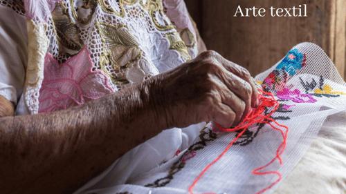 Arte textil en Maní Yucatán