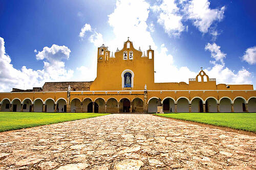 Izamal Balam Group Real Estate