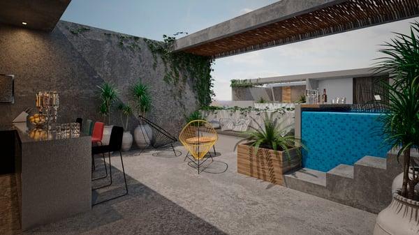 Kuro-Smart-Living-Townhouses-en-Venta-Temozon_9.-ROOF-TOP