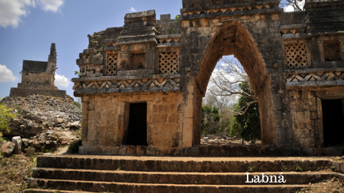 Labná en Yucatán