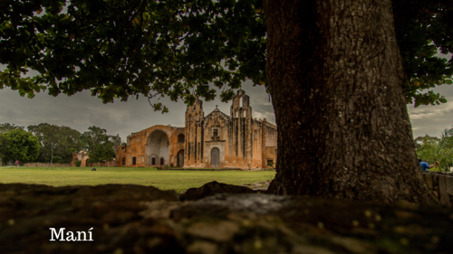 Mani Yucatán Ruta Conventos