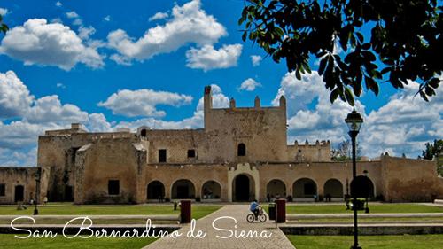 San Bernardino de Siena - Izamal