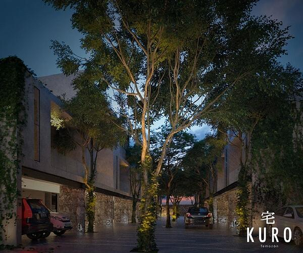 Townhouses Kuro