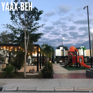 Yaáx Beh privada Residencial