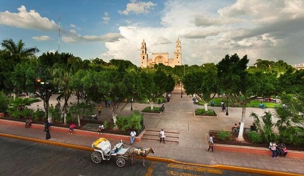 Seguridad en Mérida - Mejores ciudades de México